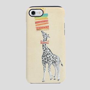 Birthday Giraffe iPhone 8/7 Tough Case