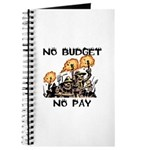 No Budget, No Pay Journal