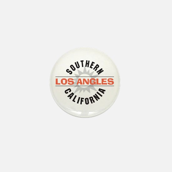 Los Angeles Mini Button