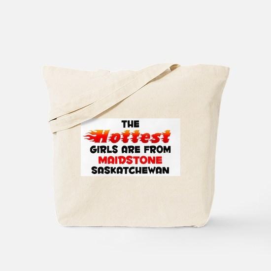 Hot Girls: Maidstone, SK Tote Bag