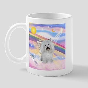 Clouds & Coton De Tulear Mug