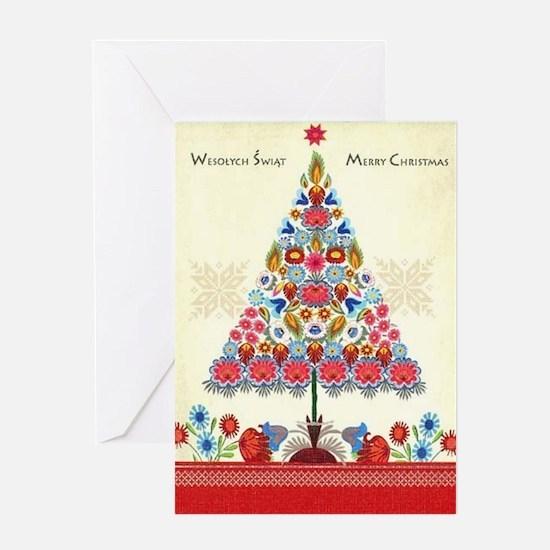 Unique Wesolych swiat Greeting Card
