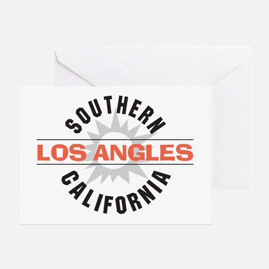 Los Angeles Greeting Card