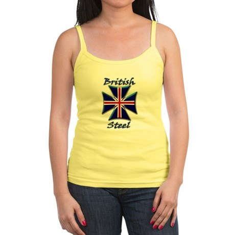 British Steel Maltese Cross Jr. Spaghetti Tank
