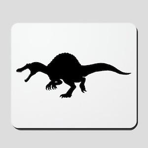 Spinosaurus Silhouette Mousepad