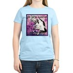 Cat Aquarius Women's Light T-Shirt