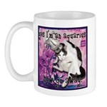 Cat Aquarius Mug