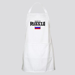 Made in Russia BBQ Apron