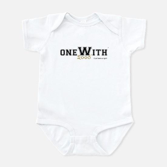OneWith...2008 Infant Bodysuit