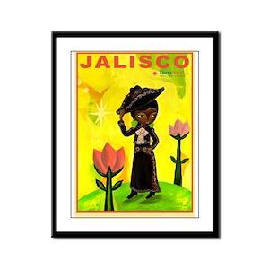 jalisco Framed Panel Print