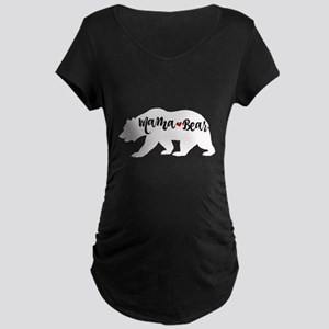 Mama Bear Maternity T-Shirt