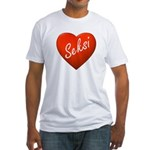 Seksi Fitted T-Shirt