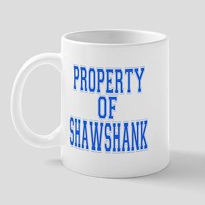 Property of Shawshank Mug