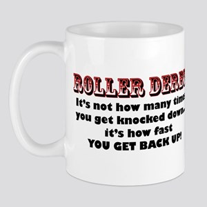 Knocked Down, Back Up! Mug