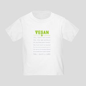 Vegan Shirt T-Shirt