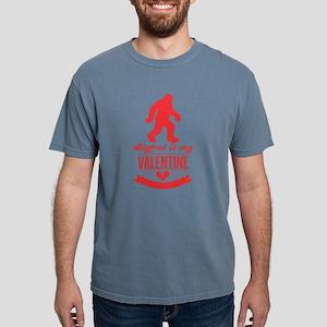 Bigfoot is my Valentine T-Shirt