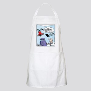 Novocain Drilling Instructions BBQ Apron