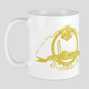 Belle's Book Shoppe Mug