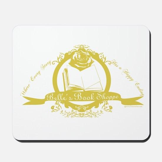 Belle's Book Shoppe Mousepad