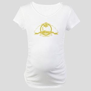 Belle's Book Shoppe Maternity T-Shirt