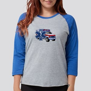 EMS Ambulance Long Sleeve T-Shirt