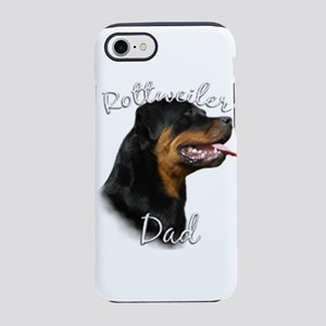 Rottweiler Dad iPhone 8/7 Tough Case