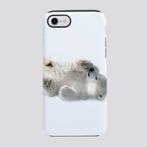 Baby Polar Bear iPhone 8/7 Tough Case