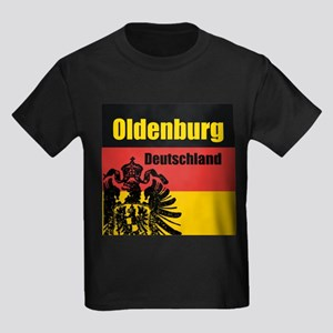 Oldenburg Deutschland  Kids Dark T-Shirt