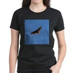 Red-Tailed Hawk Women's Dark T-Shirt