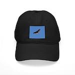 Red-Tailed Hawk Black Cap