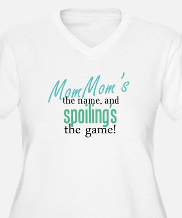 MomMom's the Name! T-Shirt