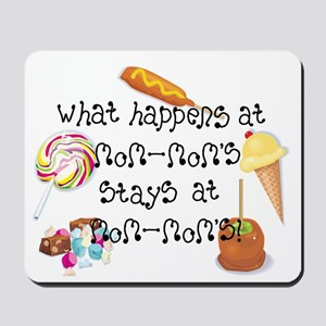 What Happens at Mom-Mom's... Mousepad