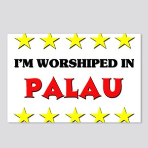I'm Worshiped In Palau Postcards (Package of 8)