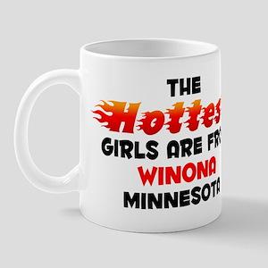 Hot Girls: Winona, MN Mug