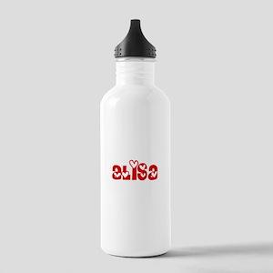 Alisa Love Design Stainless Water Bottle 1.0L