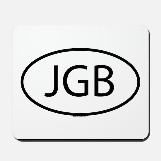 JGB Mousepad