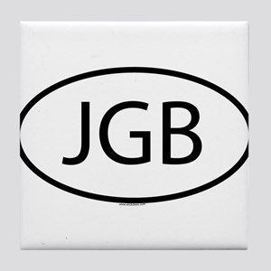 JGB Tile Coaster