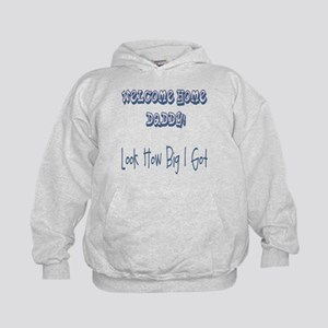 Boys_How Big! Kids Hoodie