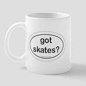 Have Skates? Mug