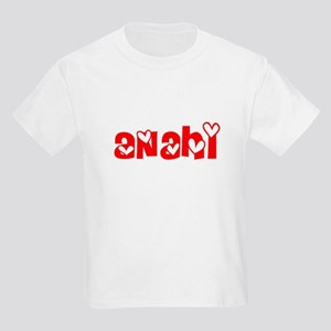 Anahi Love Design T-Shirt