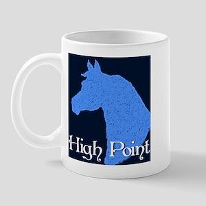 HP Horse Head Mug