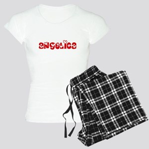 Angelica Love Design Pajamas