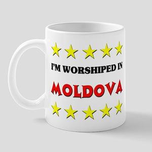 I'm Worshiped In Moldova Mug