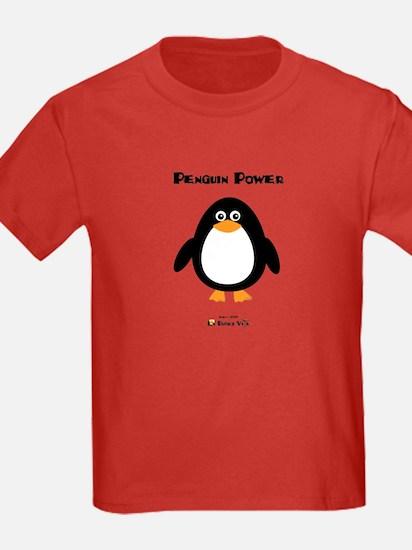 Penguin Power T