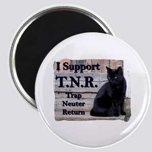 I Support TNR Magnet