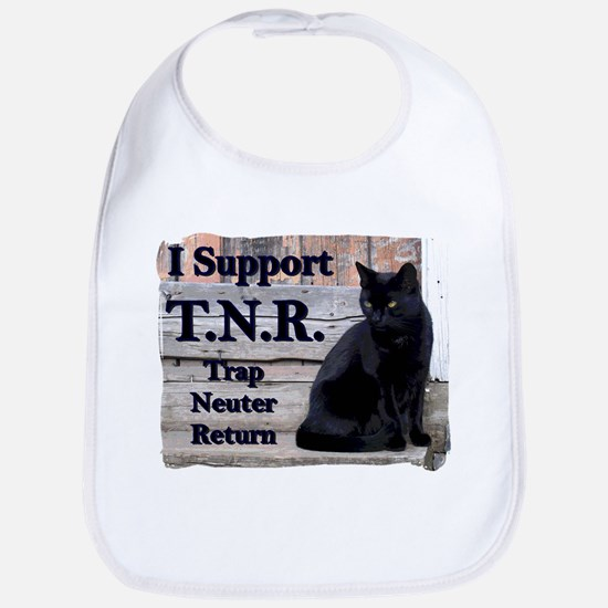 I Support TNR Bib