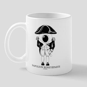 Napoleon Boneyepart Mug