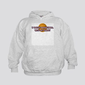 Cleveland Basketball Daddy Kids Hoodie