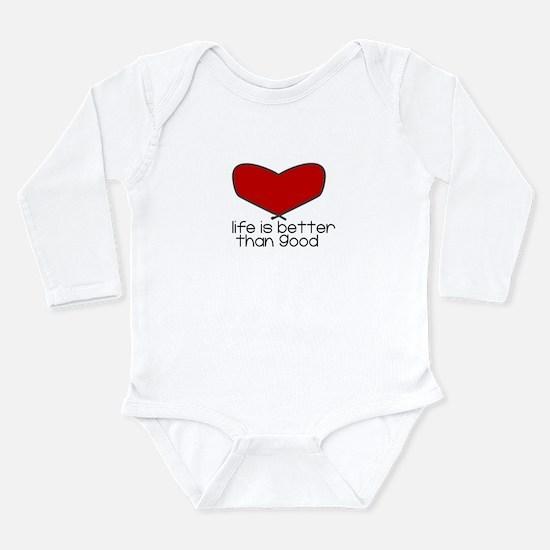Better Than Good Infant Bodysuit Body Suit