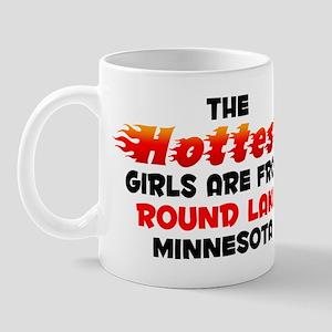 Hot Girls: Round Lake, MN Mug